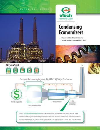 Condensing Economizers